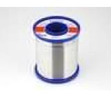 Pájka Sn60Pb40 drát 1mm 1kg Tavidlo F-SW26,No Clean 2,5%