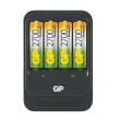 GP nabíječka baterií PB570 + 4AA NiMH2700