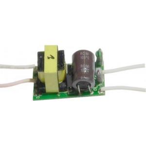 Zdroj- LED driver 15-19V/300mA pro 5LED 1W,napájení 230V