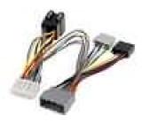 Kabel pro hands-free sadu THB, Parrot Chrysler, Jeep