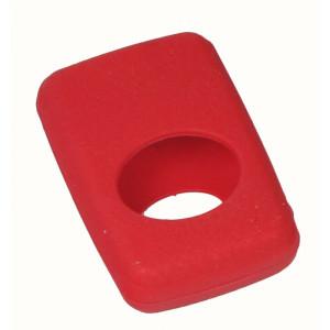 Silikonový obal pro klíč Toyota RAV 4, Corolla, Yaris červený
