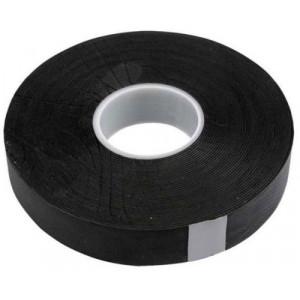 Izolační páska samovulkanizační 25mmx5m černá, návin 5m