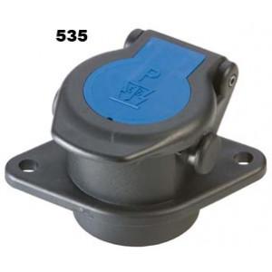 zásuvka 24V odkládací 15P ADR