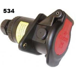 zásuvka 24V 15P ADR
