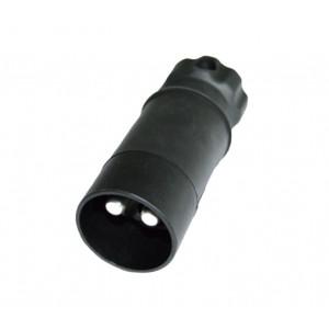 vidlice-zástrčka 2P plast 35mm2 JAEGER