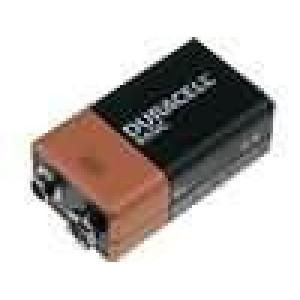 Alkalická baterie 9V 6LR61 DURACELL C&B