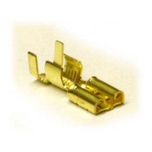 konektor 6,3mm 4-6mm dutinka