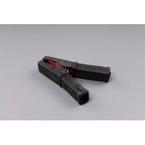 kleště bateriové 100A černé 105mm