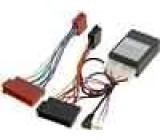 Adaptér pro ovládání z volantu Ford->2003 Alpine