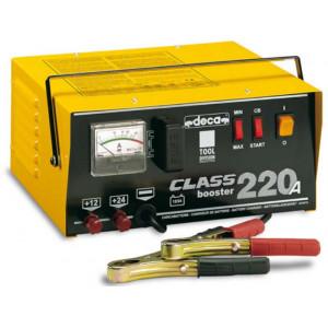nabíječ baterií DECA CLASS BOOSTER 220A
