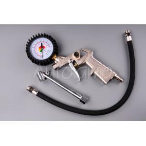 pneuměřič - nafukovací pistole 12 atm