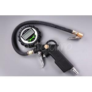pneuměřič - nafukovací pistole DIGITÁLNÍ 12 atm