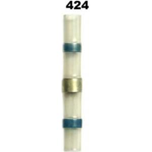spojka letovací LSC 2,5mm modrá