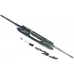 stěrač ocelový karbonový 660mm