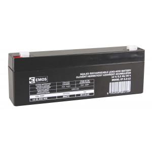 12V baterie (akumulátor) SLA 12V/2,2Ah Fa 4,7