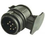 Redukce - adaptér k přívěsu, konektor 13p/ zdířka 7p