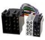 Adaptér 2x ISO zásuvka - 2x ISO vidlice 16/16 PIN