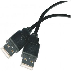 Kabel USB 2.0 A/M - A/M 2M