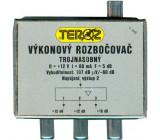 Výkonový rozbočovač TEROZ č.449 s konektory IEC