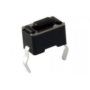 Mikrospínač OFF-(ON) 12V/50mA 6x3,5x3,5mm