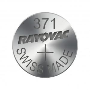 Knoflíková baterie do hodinek RAYOVAC 371