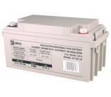 12V baterie (akumulátor) SLA 12V/65Ah M8