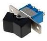 Kolébkový přepínač miniaturní 1x přep. ON-ON 3A 250V