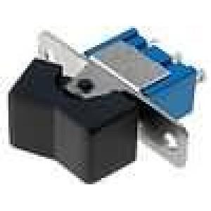 Kolébkový spínač miniaturní 1x spín. ON-OFF-ON 3A 250V