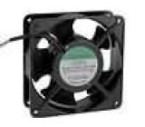 Ventilátor 230VAC 120x120x38mm 122m3/h 37dBA 10W