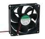 Ventilátor 24VDC 92x92x25mm 87,55m3/h 34dBA kuličkové