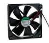 Ventilátor 12VDC 120x120x25mm 93,5m3/h 29,6dBA kluzné