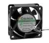 Ventilátor 230VAC 60x60x25mm 29,7m3/h 30dBA Vapo 4,1W