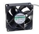 Ventilátor 230VAC 80x80x25mm 67,1(±5%)m3/h 32,8dBA Vapo