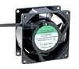 Ventilátor 230VAC 80x80x38mm 40,7(±7%)m3/h 32dBA 14W
