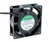 Ventilátor 230VAC 80x80x25mm 30,6(±5%)m3/h 30dBA 14W