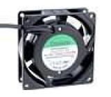 Ventilátor 230VAC 80x80x25mm 28,9(±5%)m3/h 29dBA kluzné