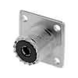 Zásuvka UHF (PL259) zásuvka přímý pájení 18x18mm