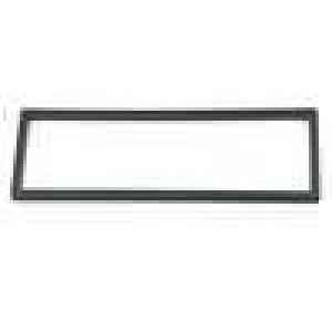 Rámeček pro autorádio ISO 6x6 mm