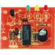 Elektronická stavebnice zkoušečky diod a tranzistorů