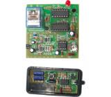 Elektronická stavebnice IR dálkového ovládání