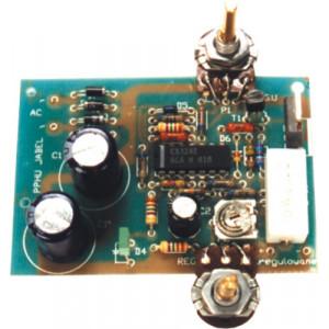Elektronická stavebnice laboratorního napájecího zdroje 0-30V/0-1A