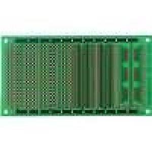 Univerzální plošný spoj pro IO DIP,SO28,PSOP 55x103mm