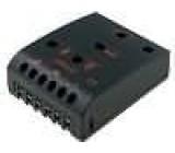 Regulátor nabíjení akumulátorů pro solární systémy 12VDC 8A