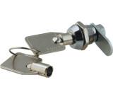 Přepínač spínač se zámkem klíč vyjmutelný ve všech polohách 12mm.