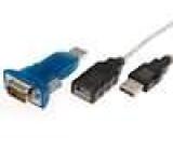 Adaptér USB 1.1 - RS232 DB9M