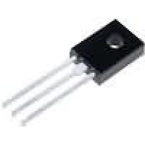 Tranzistor bipolární PNP 80V 1,5A 12W TO126