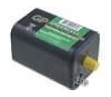 Baterie zinko-chloridová 4R25 66 x 66 x 111 mm 6V