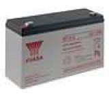 Aku baterie kyselino-olověné 6V 12Ah 151x50x97,5mm