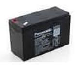 Aku baterie kyselino-olověné 12V 7,2Ah 151x65x94mm Panasonic