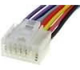 Konektor s vodiči pro autorádio Nakamichi 14PIN CD 35Z, CD 40Z, CD 45Z, TD 35Z, TD 45Z